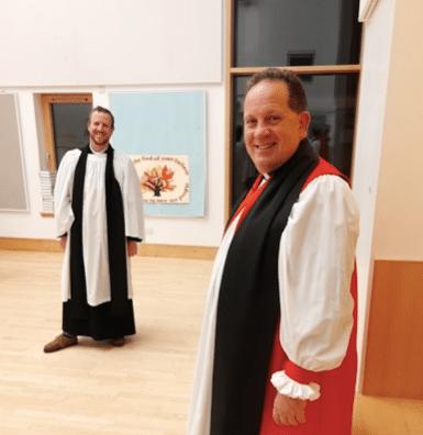 St Silas Ordination