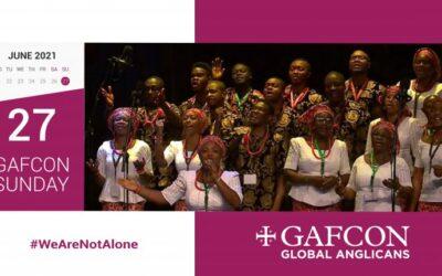 Gafcon Sunday 2021 – 27 June